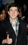 "LOS ANGELES, CA. - May 25: Christopher Mintz-Plasse arrives at the ""Get Him To The Greek"" Los Angeles Premiere at The Greek Theatre on May 25, 2010 in Los Angeles, California."