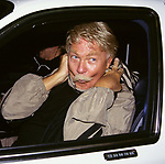 Rip Taylor photographed at the N.A.T.P.E. convention in Las Vegas, Nevada on January 15, 1995.