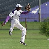 Southfield Lathrup at Pontiac, Varsity Baseball, 5/6/13
