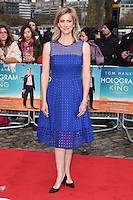 "Christy Meyer<br /> arrives for the premiere of ""A Hologram for the King"" at the Bfi, South Bank, London<br /> <br /> <br /> ©Ash Knotek  D3110 25/04/2016"