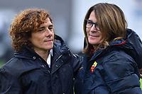 Head Coach Juventus Rita Guarino and head coach Roma Elisabetta Bavagnoli<br /> Roma 24/11/2019 Stadio Tre Fontane <br /> Football Women Serie A 2019/2020<br /> AS Roma - Juventus <br /> Photo Andrea Staccioli / Insidefoto