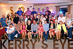 Eileen Quirke, Kerins Park celebrating her 50th Birthday with family and friends at Kerins O'Rahilly's Clubhouse on Friday