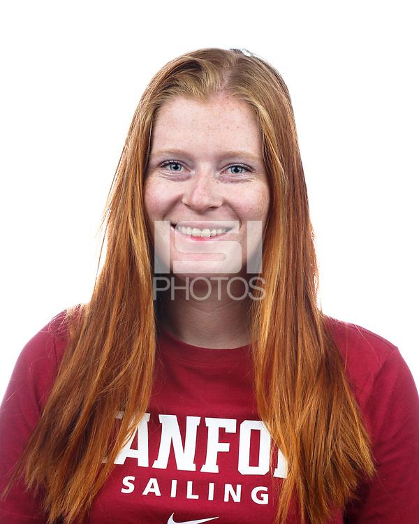 Stanford, CA - September 20, 2019: Victoria Thompson, Athlete and Staff Headshots