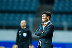 Jeju United Head Coach Cho Sung Hwan during the AFC Champions League 2017 Group Stage - Group H match between Jeju United FC (KOR) vs Adelaide United (AUS) at the Jeju World Cup Stadium on 11 April 2017 in Jeju, South Korea. Photo by Marcio Rodrigo Machado / Power Sport Images