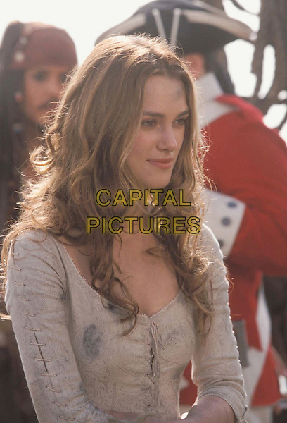 KEIRA KNIGHTLEY.in Pirates Of The Caribbean.Filmstill - Editorial Use Only.Ref: FB.sales@capitalpictures.com.www.capitalpictures.com.Supplied by Capital Pictures.