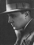 Николай Петрович Прозоровский — советский актёр и режиссёр. 1929 год. / Nikolai Prozorovsky is a Soviet actor and director. 1929 year.