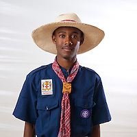 Scout from Jamaica.
