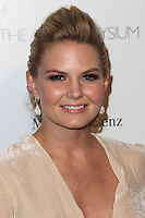 LOS ANGELES, CA - JANUARY 11: Jennifer Morrison at The Art of Elysium's 7th Annual Heaven Gala held at Skirball Cultural Center on January 11, 2014 in Los Angeles, California. (Photo by Xavier Collin/Celebrity Monitor)