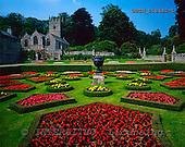 Tom Mackie, FLOWERS, photos, Parterre Garden, Lanhydrock, Bodmin, Cornwall, England, GBTM913482-1,#F# Garten, jardín