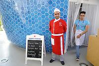 - Milano, Esposizione Mondiale Expo 2015, padiglione  della Turchia<br /> <br /> - Milan, the World Exhibition Expo 2015, pavilion of Turkey