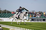 Stamford, Lincolnshire, United Kingdom, 5th September 2019, Will Will (GB) & Collien P2 during the Dressage Phase on Day 1 of the 2019 Land Rover Burghley Horse Trials, Credit: Jonathan Clarke/JPC Images