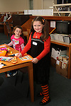 Halloween Workshop Library 20/10/12