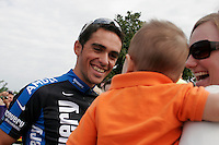 alberto contador stage 4 Tour of Missouri