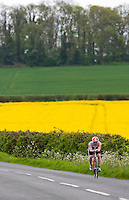 09 MAY 2010 - GRENDON, GBR - Grendon Triathlon .(PHOTO (C) NIGEL FARROW)