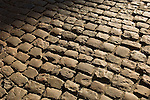 Streets made of Cobblestone