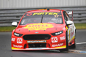 15th September 2017, Sandown Raceway, Melbourne, Australia; Wilson Security Sandown 500 Motor Racing; Scott McLaughlin (17) drives the Shell V-Power Racing Team Ford Falcon FG-X during Supercars practice