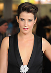 Cobie Smulders at The Relativity Media US Premiere of Safe Haven held at The Grauman's Chinese Theater in Hollywood, California on February 05,2013                                                                   Copyright 2013 Hollywood Press Agency
