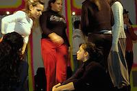 """Laboratorio di danza """"Villa Literno Ensemble"""" voluto dall'Assessorato allo Sport - Cultura e Spettacolo del Comune di Villa Literno (CE) - istutuito nell'ambito delle iniziative a favore delle politiche giovanili."""