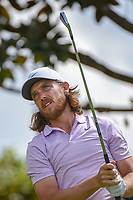 Tommy Fleetwood (ENG) watches his tee shot on 2 during round 3 of the Arnold Palmer Invitational at Bay Hill Golf Club, Bay Hill, Florida. 3/9/2019.<br /> Picture: Golffile | Ken Murray<br /> <br /> <br /> All photo usage must carry mandatory copyright credit (© Golffile | Ken Murray)