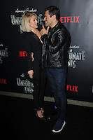 www.acepixs.com<br /> January 11, 2017  New York City<br /> <br /> Kelly Ripa and Mark Consuelos attending Netflix&rsquo;s world premiere of Lemony Snicket&rsquo;s 'A Series of Unfortunate Events' at AMC Lincoln Square on January 11, 2017 in New York City.<br /> <br /> <br /> Credit: Kristin Callahan/ACE Pictures<br /> <br /> <br /> Tel: 646 769 0430<br /> Email: info@acepixs.com