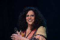 """SÃO PAULO, SP, 23.06.2017 - SHOW-SP A cantora Gal Costa realiza a gravação do dvd """"Estratosférica"""" na Casa Natura Musical, zona oeste de São Paulo, nesta sexta-feira, dia 23. (Foto: Ciça Neder/Brazil Photo Press)"""