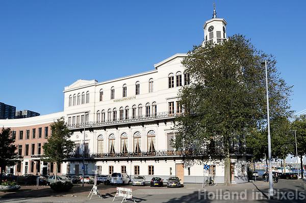Nederland Rotterdam 2017. Het Wereldmuseum. Foto Berlinda van Dam / Hollandse Hoogte