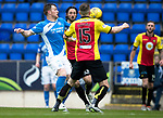 St Johnstone v Partick Thistle&hellip;13.05.17     SPFL    McDiarmid Par k<br />