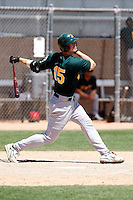 Steve Kleen - Oakland Athletics - 2009 spring training.Photo by:  Bill Mitchell/Four Seam Images