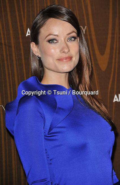 Olivia Wilde _19  -<br /> FOX tca Winter Party at the Sorisso Restaurant in Pasadena.