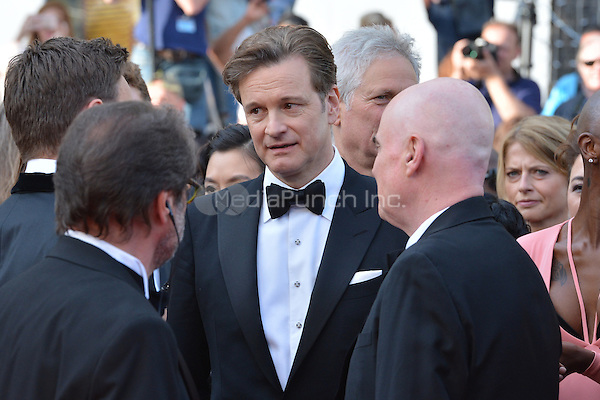 Colin Firth at the 'Loving' screening during The 69th Annual Cannes Film Festival on May 16, 2016 in Cannes, France.<br /> CAP/LAF<br /> &copy;Lafitte/Capital Pictures /MediaPunch ***NORTH AND SOUTH AMERICA ONLY***