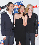 Cybill Shepherd and Clementine Ford with fiance at The 19th ANNUAL RACE TO ERASE MS GALA held at The Hyatt Regency Century Plaza Hotel in Century City, California on May 18,2012                                                                               © 2012 Hollywood Press Agency