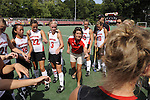Maryland Terrapins play Michigan on September 6, 2009.(Greg Fiume)