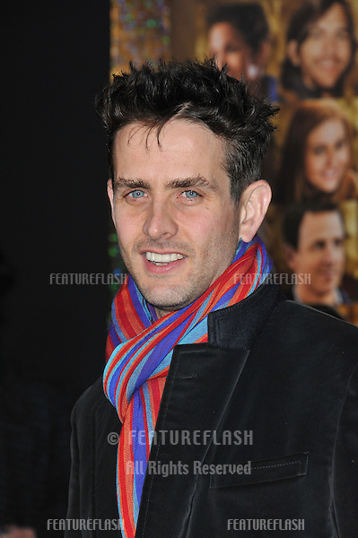 "Joey McIntyre at the world premiere of ""New Year's Eve"" at Grauman's Chinese Theatre, Hollywood..December 5, 2011  Los Angeles, CA.Picture: Paul Smith / Featureflash"