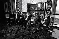 Pix: Barry Wilkinson/SWpix.com. The Yorkshire Ripper Archive. 26/11/1980..COPYRIGHT PICTURE>>SIMON WILKINSON>>0870 092 0092>>..The New Murder Squad.