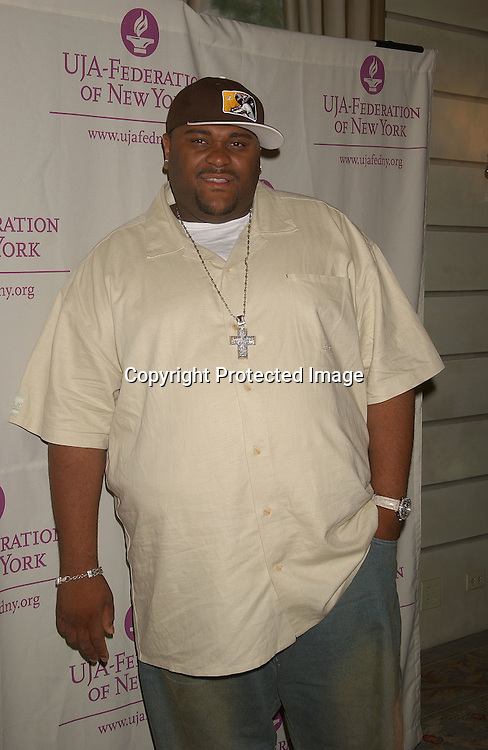 Ruben Studdard                               ..at the UJA-Federation of New York's Music Visionary of the Year Awards Luncheon on June 18,2003 at the Pierre Hotel. Photo by Robin Platzer, Twin Images