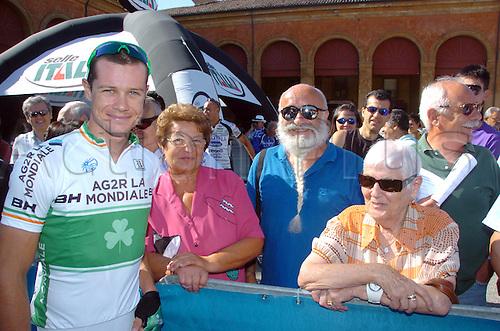 6th Sept 2009, Giro della Romagna Cycling Event, Italy, Ag2r - La Mondiale, Roche Nicolas, Lugo. Photo: Stefano Sirotti/ActionPlus.