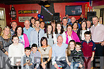 Nifty Fifty<br /> ------------<br /> Pat Twomey, Kenmare celebrated his 50th birthday last Saturday night in the Lansdowne Arms hotel, Kenmare along with his family and friends