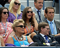 NEW YORK, NY- September 4, 2012: Pippa Middleton (Top-C) and Spencer Vegosen (Top-R) attend Day 9 of the 2012 U.S. Open Tennis Championships at the USTA Billie Jean King National Tennis Center in Flushing, Queens, New York. September 4, 2012. ©MPI105/MediaPunch Inc. /NortePhoto.com<br /> <br /> **CREDITO*OBLIGATORIO** <br /> *No*Venta*A*Terceros*<br /> *No*Sale*So*third*<br /> *** No*Se*Permite*Hacer*Archivo**<br /> *No*Sale*So*third*