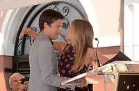 Jason Bateman, Jennifer Aniston<br /> at the Jason Bateman Star on the Hollywood Walk of Fame, Hollywood, CA 07-26-17<br /> David Edwards/DailyCeleb.com 818-249-4998