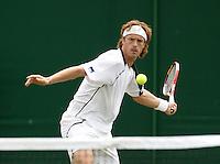 28-6-06,England, London, Wimbledon, first round match, D.Norman (bel)