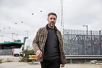Paddy Considine <br /> Informer (2018 - )<br /> *Filmstill - Editorial Use Only*<br /> CAP/RFS<br /> Image supplied by Capital Pictures
