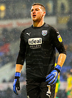 West Bromwich Albion's Sam Johnstone<br /> <br /> Photographer Alex Dodd/CameraSport<br /> <br /> The EFL Sky Bet Championship - Bolton Wanderers v West Bromwich Albion - Monday 21st January 2019 - University of Bolton Stadium - Bolton<br /> <br /> World Copyright © 2019 CameraSport. All rights reserved. 43 Linden Ave. Countesthorpe. Leicester. England. LE8 5PG - Tel: +44 (0) 116 277 4147 - admin@camerasport.com - www.camerasport.com
