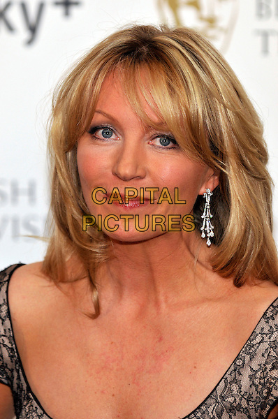 KIRSTY YOUNG.Inside At The British Academy Television Awards 2008, held at the London Palladium, London, England, .April 20th 2008. .Press Room BAFTA BAFTA's portrait headshot .CAP/PL.©Phil Loftus/Capital Pictures