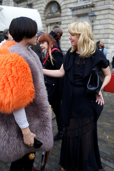 Yu Masui and Roisin Murphy