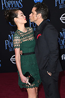 29 November 2018 - Hollywood, California - Caitlin McHugh, John Stamos. &quot;Mary Poppins Returns&quot; Los Angeles Premiere held at The Dolby Theatre.   <br /> CAP/ADM/BT<br /> &copy;BT/ADM/Capital Pictures