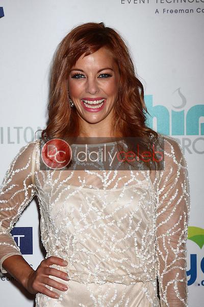 Amy Paffrath<br /> at the 4th Annual Thirst Gala, Beverly Hilton Hotel, Beverly Hills, CA 06-25-13<br /> David Edwards/DailyCeleb.com 818-249-4998