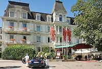 Germany, Baden-Wuerttemberg, Markgraefler Land, Badenweiler, 5-stars-hotel Roemerbad