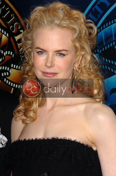 Nicole Kidman<br />at the American Society of Cinematographers 20th Annual Outstanding Achievement Awards. Hyatt Regency Century Plaza, Century City, CA. 02-26-06<br />Scott Kirkland/DailyCeleb.Com 818-249-4998
