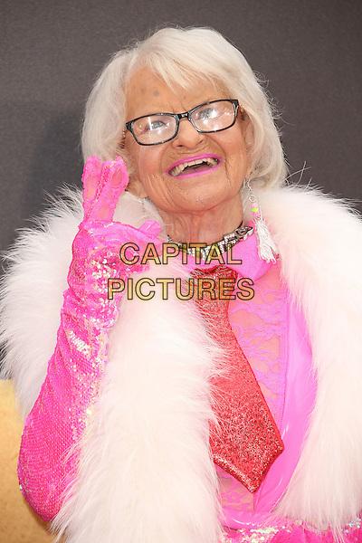 09 April 2016 - Burbank, California - Baddie Winkle. 2016 MTV Movie Awards held at Warner Bros. Studios. <br /> CAP/ADM/SAM<br /> &copy;SAM/ADM/Capital Pictures