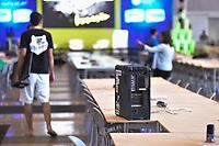 BRASÍLIA, DF, 14.06.2017 - CAMPUS PARTY-DF - O governador do Distrito Federal, Rodrigo Rollemberg durante abertra do Campus Party Brasília, evento sobre inovação tecnológica, internet e entretenimento eletrônico, que acontece no Centro de Convenções Ulisses Guimarães. (Foto: Ricardo Botelho/Brazil Photo Press)